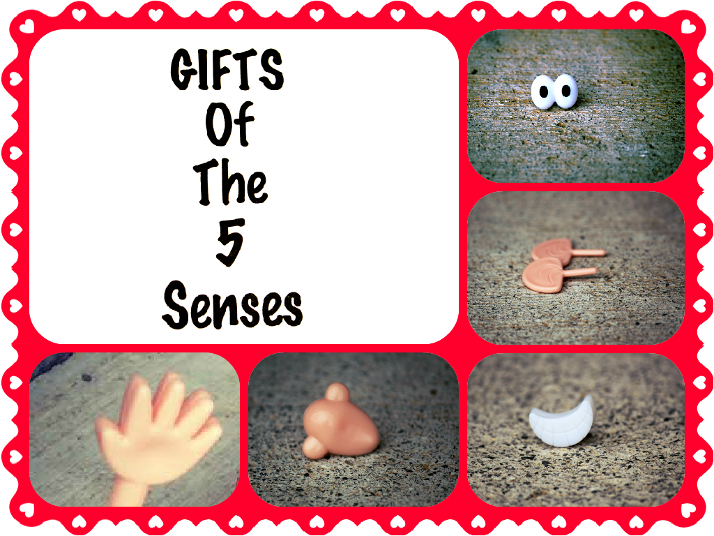 Bolling With 5: Gifts Of The 5 Senses!