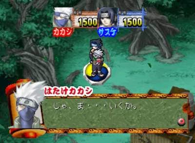 download game pc full version Naruto Shinobi no Sato no Jintori Kassen