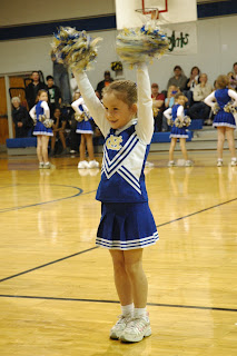 Montgomery Catholic Spotlights Elementary Cheer Program 1