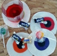 http://www.patchworkposse.com/eyeball-coasters-tutorial/