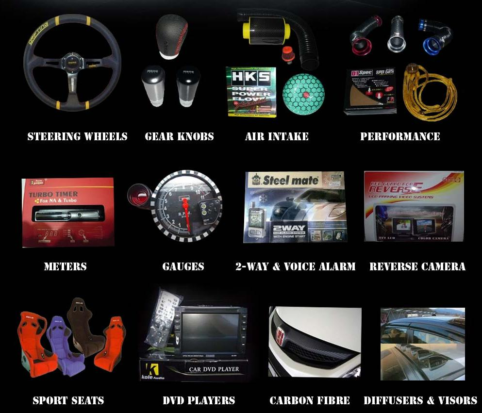 The Auto World: Car Accessories
