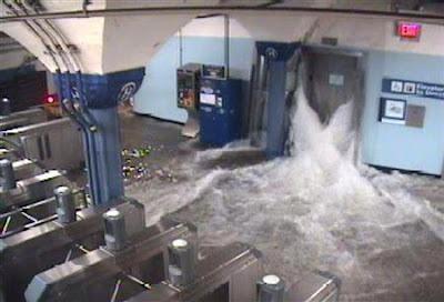 consecuencias huracán Sandy