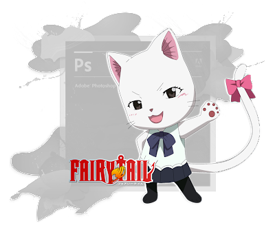Skin Photoshop Cs6 Fairy Tail - Carla