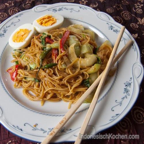 Bihun Goreng Rezept