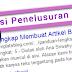 Memunculkan Deskripsi Penelusuran Artikel Blog