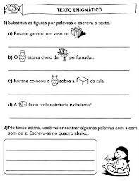 Compartilhando Ideias Atividades Para Trabalhar Frases