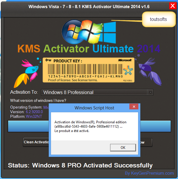 win 7 genuine activator