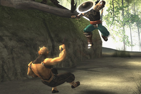Game Mortal Kombat Shaolin Monks