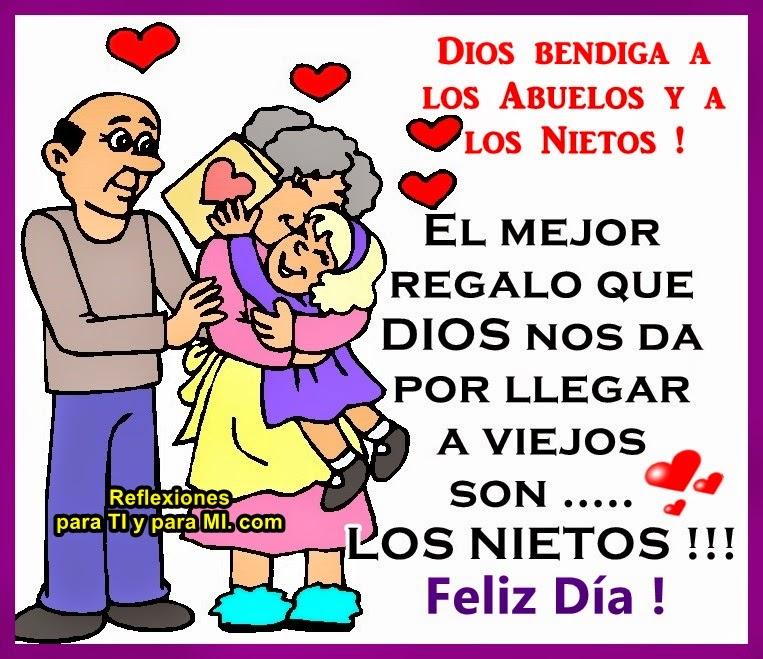 Oracion Para Los Nieto 'S De Abuelos