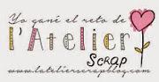 GANÉ LOS RETOS DE: L'Atelier Scrap