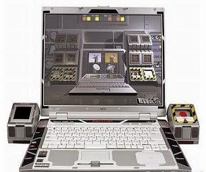 Laptop terunik didunia