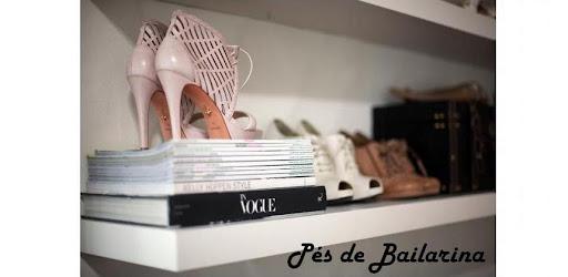 Pés de Bailarina