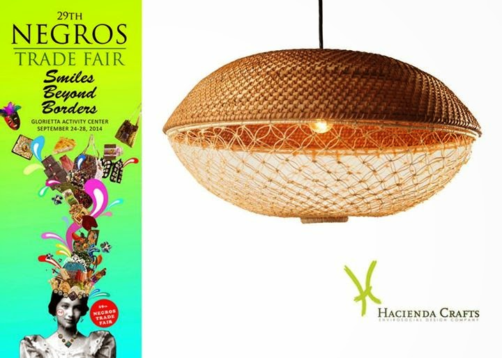 San Remigio Woven Basket Negros Trade Fair