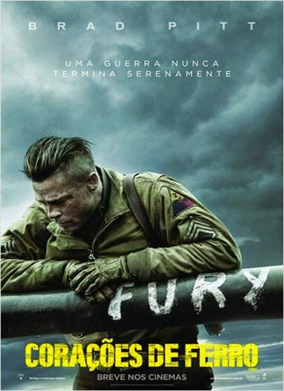 Download Corações de Ferro (Fury) AVI Legendado DVDScr Torrent