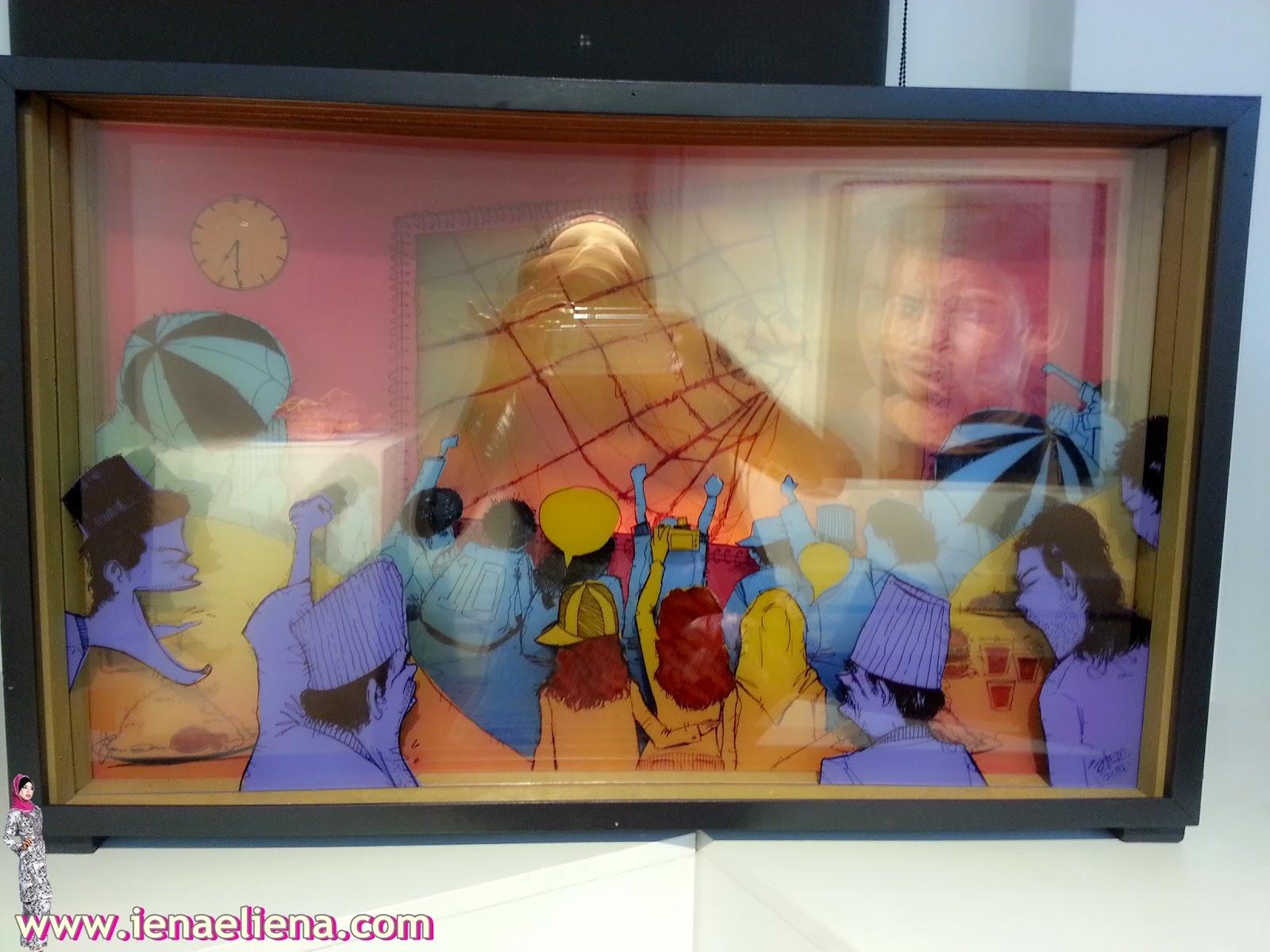 Ruang Kreatif Nando's Chinatown : LOT123