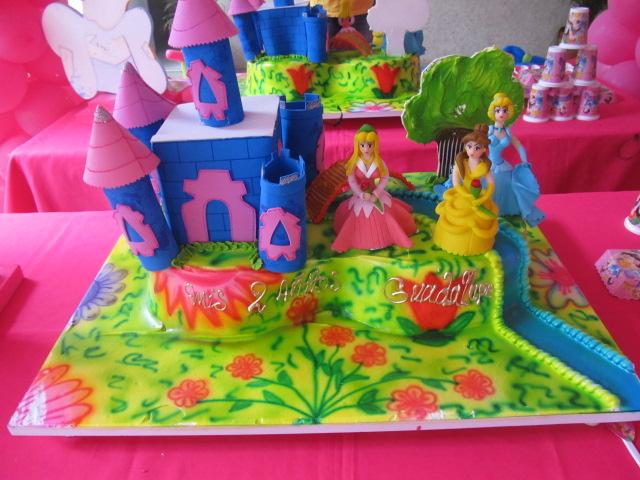 Fiesta tematica princesa disney aurora la bella durmiente - Fiestas infantiles princesas disney ...