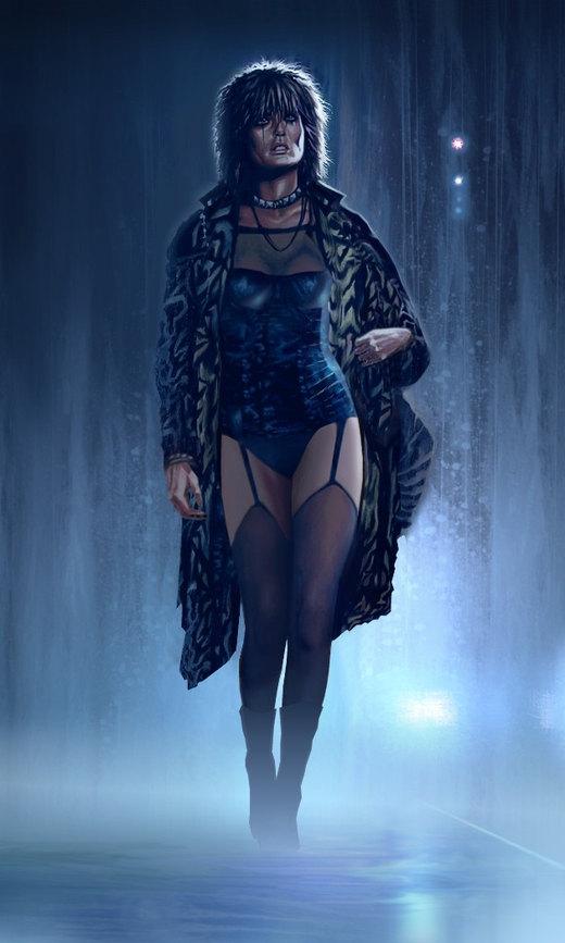 Pris alone - Blade Runner por Harnois75