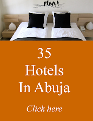 NEW: 35 Hotels in Abuja that you can check online