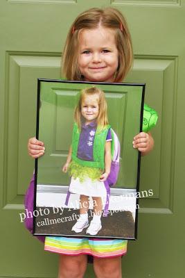 Ideias para fotografar o primeiro e o último dia de aula das crianças