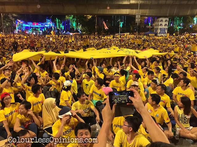 bersih 4 flag