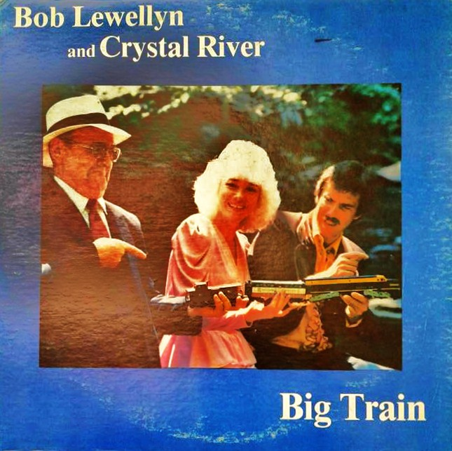 BIG TRAIN by Bob Lewellyn and Crystal River