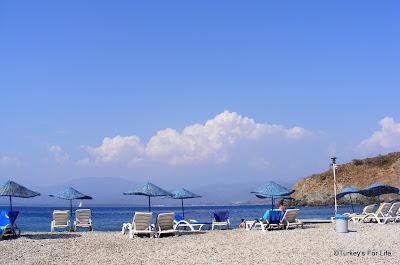 Kuleli Beach, Fethiye