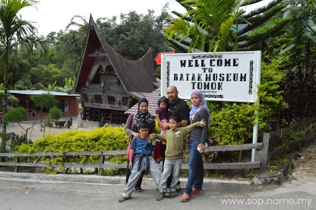 Melancong ke Medan - Pulau Samosir