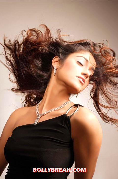 Ileana D&#39;Cruz With a diamond necklace - Ileana D&#39;Cruz new photo shoot