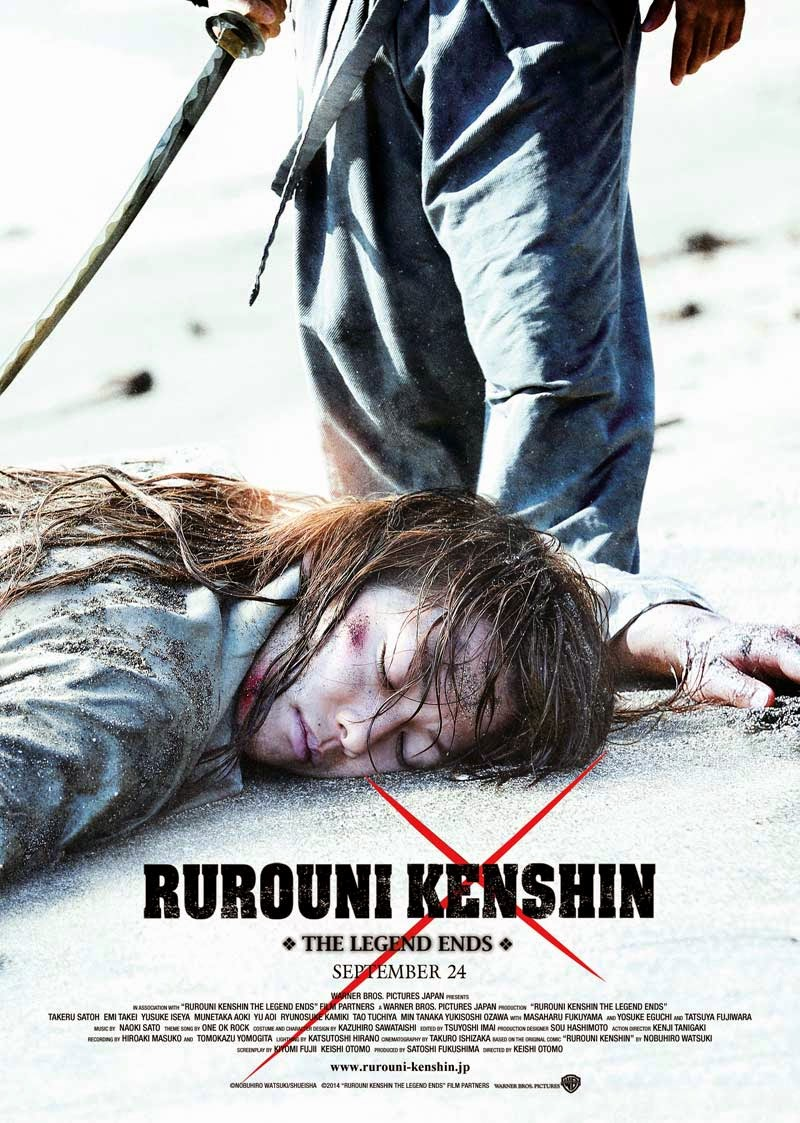 Kết Thúc Một Huyền Thoại - Rurouni Kenshin: The Legend Ends