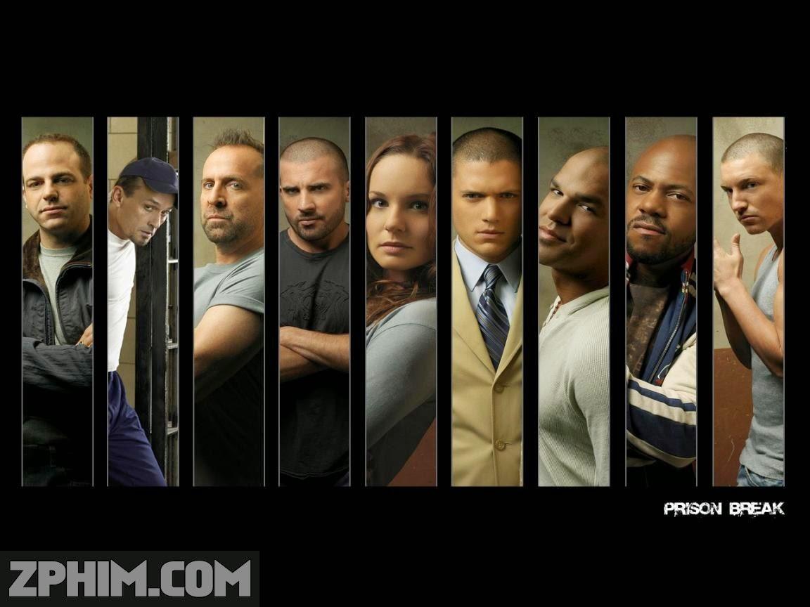 Ảnh trong phim Vượt Ngục 1 - Prison Break Season 1 2