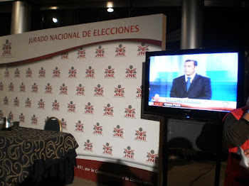 DEBATE PRESIDENCIAL EN EL PER