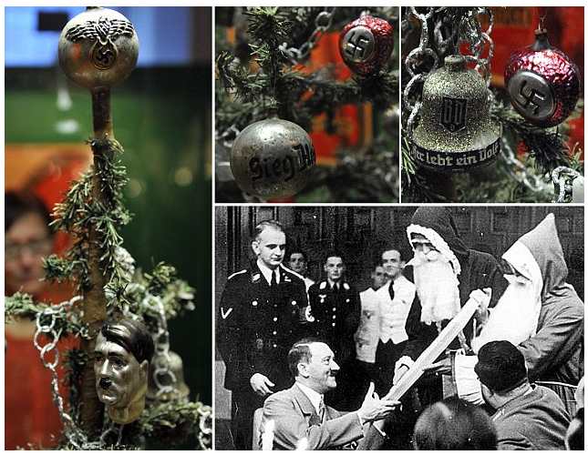 Decorations In Germany During Christmas : Allah s willing ers how hitler even invaded