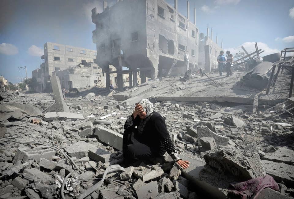Gaza nos duele