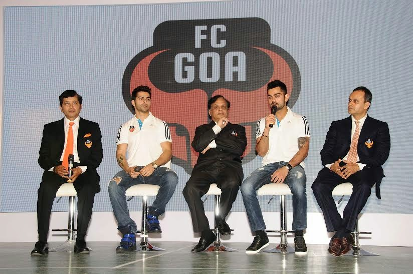 FC Goa-Press Conference