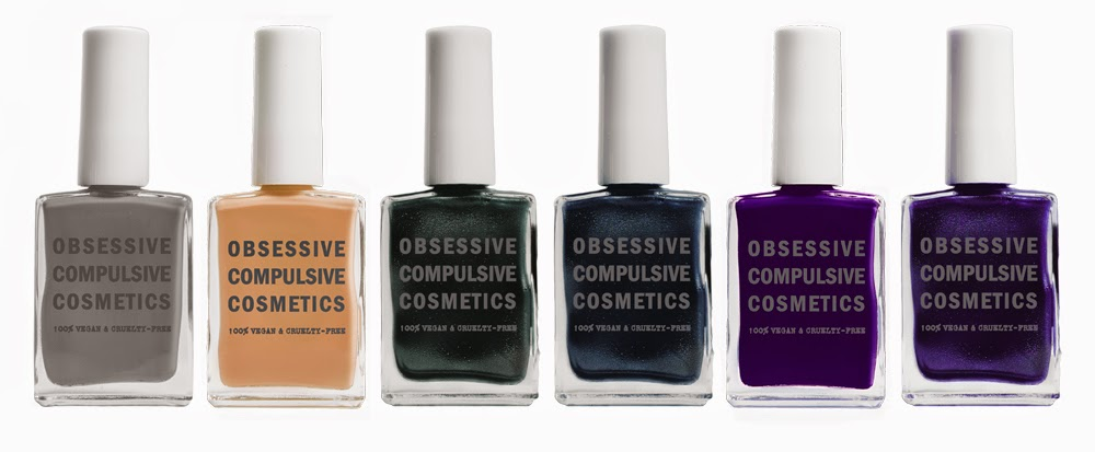 Obsessive Compulsive Cosmetics Unknown Pleasures, Fall 2014