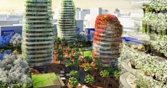 """Zelena""Arhitektura Zelene+zgrade+Kazablanka+01+U"