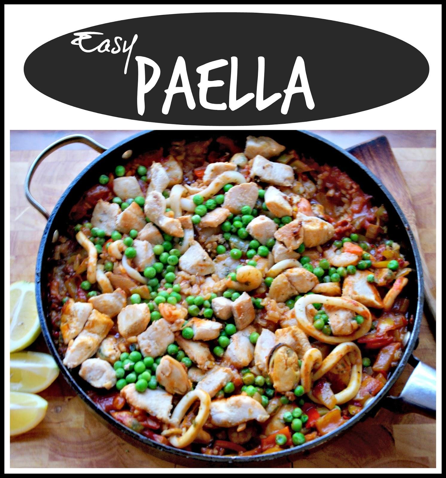 the nOATbook: Recipe: Easy Paella