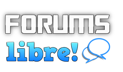 Forums Libre!