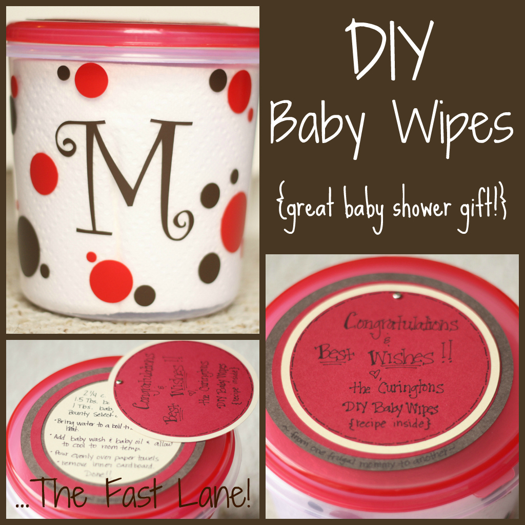 The fast lane homemade baby wipes my recipe