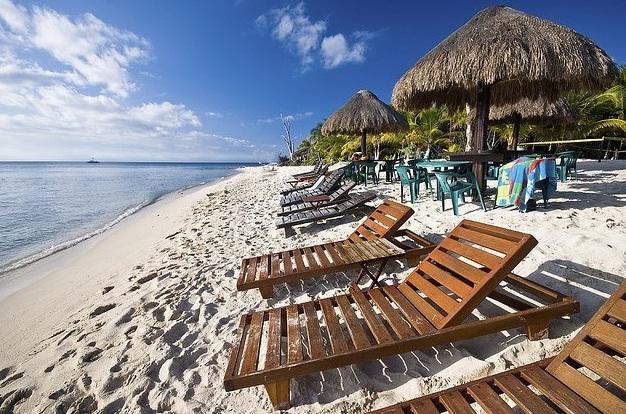Disfrutar de las playas de México