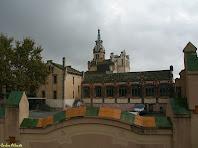 Façana nord de l'Ajuntament de les Franqueses. Autor: Carlos Albacete