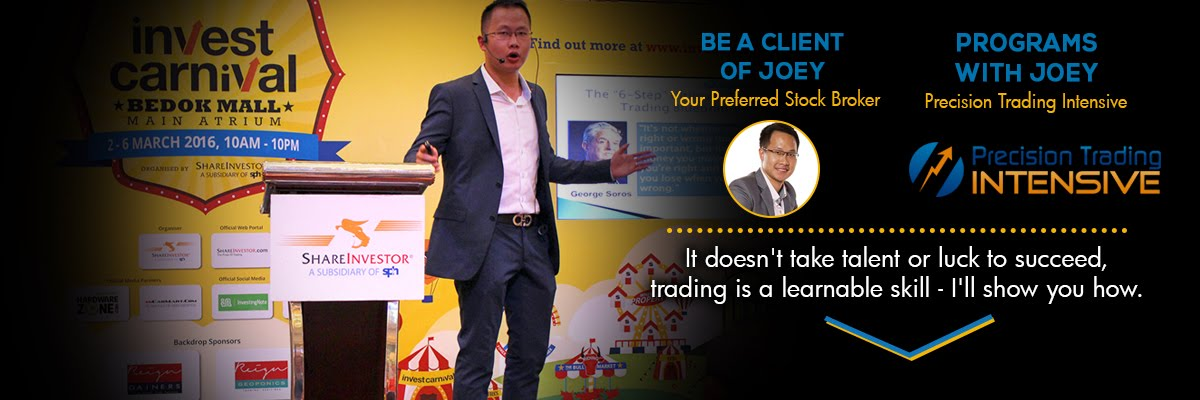 Stock Trading Course | Stock Broker Singapore | Joey Choy