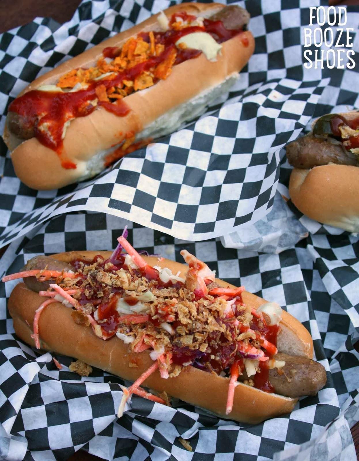 Biggest Hot Dog Stand Atlanta