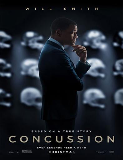 Ver La verdad duele (Concussion) (2015) Online