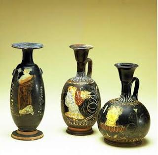 Lekhytos. Siglo IV Ac. Lacasamundo. com