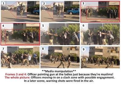 kronologi kejadian di Mesir yang benar