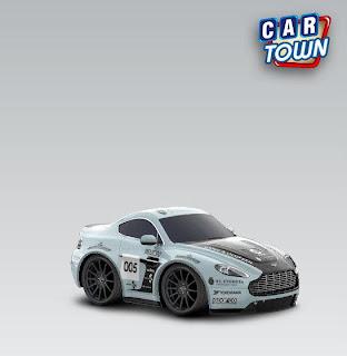 Aston Martin V12 Vantage 2011 Zagato