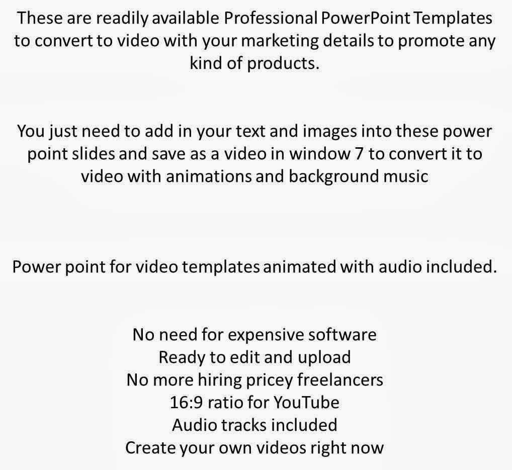 6 free powerpoint video templates downloads ~ free wso downloads, Modern powerpoint