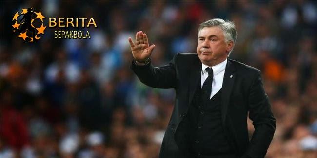 Madrid Tundukkan Malaga, Ancelotti Lewati Mourinho