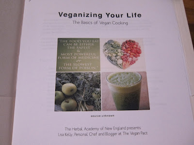 Vegan Cooking Class | The Economical Eater